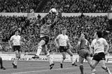 Liverpool V Tottenham Hotspur, 1982 Fotografisk trykk av Cook Olley