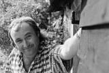 Phil Collins Fotografisk tryk af Brendan Monks