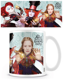 Alice Through The Looking Glass Mug Becher