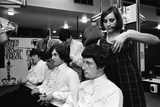 The Kinks Fotografisk tryk af Douglas Eatwell