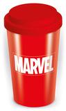 Marvel Logo Travel Mug Taza