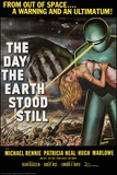 Day The Earth Stood Still Kunstdrucke