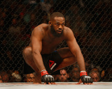 UFC 197: Jones v Saint Preux Foto von Christian Petersen/Zuffa LLC