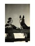 Vogue - November 1934 Impressão fotográfica premium por Toni Frissell