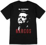 Narcos- El Patron T-shirts