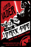 Star Wars- Darth Vader Darkside Tour Posters