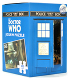 Doctor Who - TARDIS 500 Piece Puzzle Puzzle