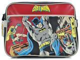 Batman - Comic Style Retro Bag Skuldervesker