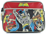 Batman - Comic Style Retro Bag Wandteppich