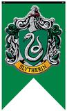 Harry Potter- Slytherin Crest Banner Poster