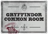 Harry Potter - Gryffindor Common Room Blikkskilt