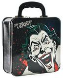 Batman - Joker Embossed Tin Tote Fiambrera