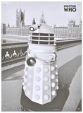 Doctor Who - Dalek Targa di latta