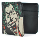 Batman - Joker Boxed Wallet Pung