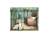 Max's Room Giclee Print by Maurice Sendak