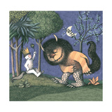 King of all Wild Things Giclee Print by Maurice Sendak