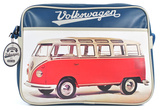 Volkswagen - Red Van Retro Bag Skuldervesker