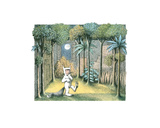 A Forest Grew Giclee Print by Maurice Sendak
