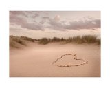 Love in the Dunes Giclee Print by Ian Winstanley