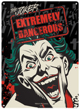 Batman - Joker Blikkskilt