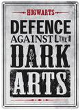 Harry Potter - Defence Against Dark Arts Tin Sign