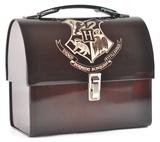 Harry Potter - Hogwarts Crest Domed Tin Tote Matboks