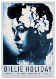 Billie Holiday, 1946 Affiche par  Unknown