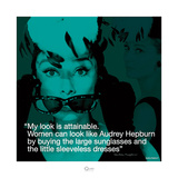Audrey Hepburn – Attainable Posters por  Unknown