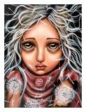 Le calme avant la tempête Posters par Angelina Wrona