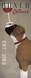 Boxer Cellars Poster tekijänä Ryan Fowler