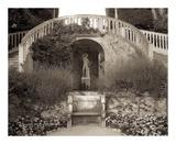 Banc de Jardin 56 Art by Alan Blaustein