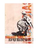 Buenos Dias Prints by Kareem Rizk