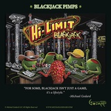 Black Jack Pimps Posters por Michael Godard