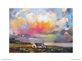 Duirinish Skye Affiche par Scott Naismith