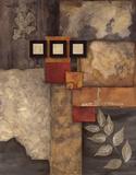 Designer Foliage II Prints by Norm Olson