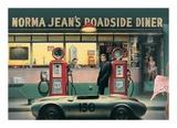 Skjebnens motorvei Plakater av Chris Consani