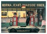 Skæbnens motorvej Posters af Chris Consani
