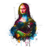 Da Vinci Pop Posters por Patrice Murciano