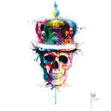 God Save the Queen Print by Patrice Murciano