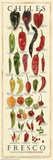 Chiles Fresco Poster by Mark Miller