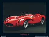 Ferrari Testarossa, 1958 (3/4 view) Poster von  Maggi & Maggi