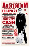 Johnny Cash, 1967 (Waterloo) Poster von  Unknown