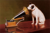 His Master's Voice Posters af Unknown,