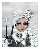 Eirwen Posters par Angelina Wrona