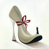 High Heeles-Romance Posters af Inna Panasenko