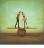Finding Equilibrium Poster van Duy Huynh