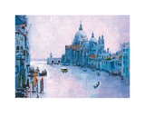 Grand Canal, Venice Posters by Colin Ruffell
