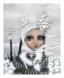 Eirwen Affiches par Angelina Wrona