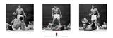Muhammad Ali v. Sonny Liston Poster van Unknown,