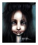 Little Dahlia Affiches par Angelina Wrona